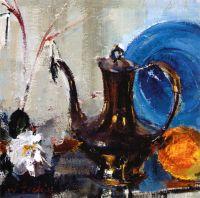 Натюрморт с чайником (1948)