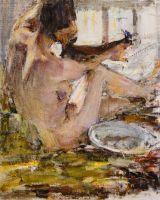 Ню. Этюд (1914)