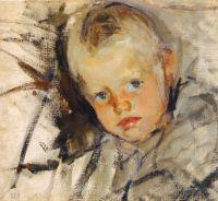 Портрет Алеши Теплова (1904)