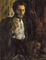 Портрет Г.А.Слобожанинова (1904)