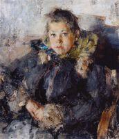 Портрет девочки (1910)