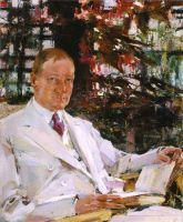 Портрет Джона Бёрнэма (1925)