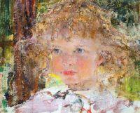Портрет дочери Ии (1917)