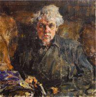 Портрет Е.М.Конуриной (1917)