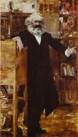 Портрет Карла Маркса (1918)
