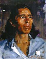 Портрет мужчины (1927—1933)