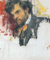 Портрет мужчины (Фомин А.И.) (1910-е)