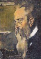 Портрет Н.А. Римского-Корсакова (1920-е)