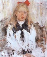 Портрет Нины Белькович (1910)