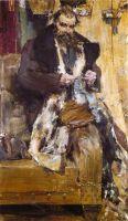 Портрет отца (1918)