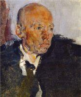 Портрет П.П.Бенькова (1923)