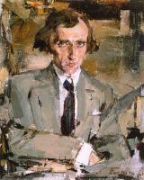 Портрет писателя (Н.Н.Евреинов) (1926)