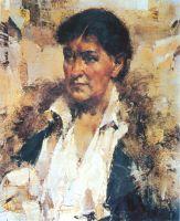 Портрет Уиллы Кэйсер (1925)