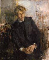 Портрет художника К.М.Лепилова (1909)