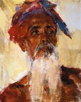 Старик с острова Бали (После 1938)