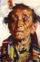 Старый индеец (1927—1933)