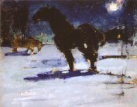 Черная лошадь (1927—1933)