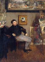 Джеймс-Жак-Жозеф Тиссо (1836-1902) (1867-1868) (151.4 х 111.8) (Нью-Йорк, Метрополитен)