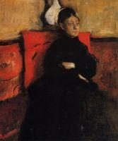 Портрет герцогини de-montejasi-cicerale (ок.1868) (частная коллекция)