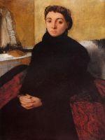 Портрет Жозефины Гайян (1868) (Бостон, Музей Изабеллы Стюарт Гарднер)