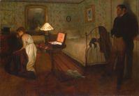 Интерьер (Изнасилование) (1868-1869) (81.3 х 114.4) (Филадельфия, Музей искусства)
