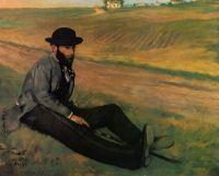 Эдуард Мане (1874) (частная коллекция)