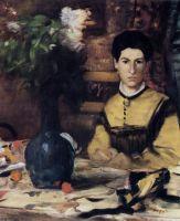 Портрет мадам де Рютте (ок.1875) (частная коллекция)