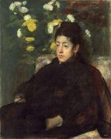 Мадмуазель Мало (ок.1877) (81.1 х 65.1) (Вашингтон, Нац. галерея)