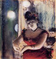 Певица в кафешантане (1878) (частная коллекция)