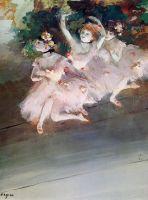 Три балерины (1879) (частная коллекция)
