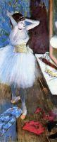 Танцовщица в артистической уборной (1879) (Цинцинатти, Музей искусств)