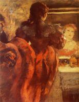 Танцовщица в своей гримёрке (ок.1879) (Пасадена, Музей Нортона Саймона)