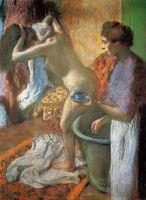 Чашка чая (1883) (121 х 92) (Нью-Йорк, частная коллекция)