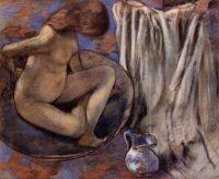 Женщина в тазу (1884) (частная коллекция)