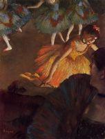 В театре (1885)