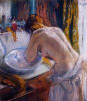 Утренний туалет (1884-1886) (частная коллекция)