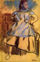 Портрет Джулии Беллелли (1859-1860) (США, научн.библиотека и коллекция Думбартон-Оксе)
