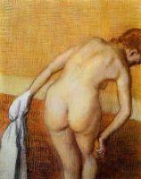 Женщина у ванны (1886-1888)
