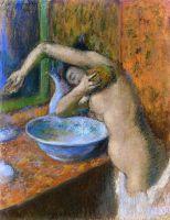Женщина за туалетом (ок.1892) (частная коллекция)