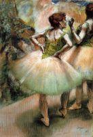 Танцовщицы,розовое и зелёное (1894)