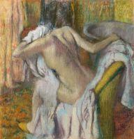 После купания (1890-1895) (Лондон, Нац. галерея)
