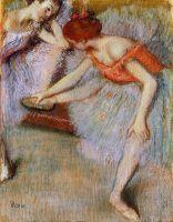 Танцовщицы (ок.1895) (частная коллекция)