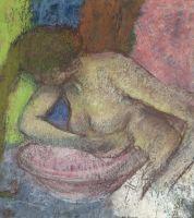 Женщина за туалетом (1897) (частная коллекция)
