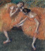 Две танцовщицы (ок.1898) (95.5 х 87) (Дрезден Галерея новых мастеров)