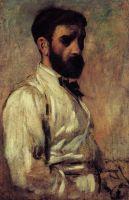 Портрет Леона Бонната (1863) (частная коллекция)