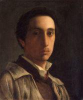 Автопортрет (ок.1855-1856) (40.6 х 34.3) (Нью-Йорк, Метрополитен)