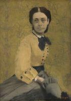 Портрет княгини Паулины де Меттерних (ок.1965) (Лондон, Национальная галерея)