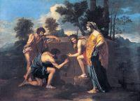 Аркадские пастухи (1637-1638) (87 х 120) (Париж, Лувр)