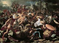 Битва Иисуса Навина с амореями (1625-1626) (97.5 x 134) (Москва, ГМИИ им.Пушкина)