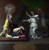Благовещение (ок.1657) (Лондон, Нац. галерея)